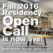 Guttenberg Arts Space and Time Artist Residency: Fall 2016