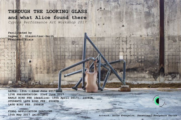 THROUGH THE LOOKING GLASS ..and what Alice found there