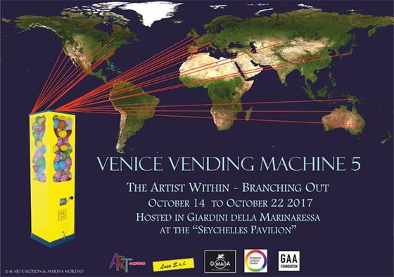 Vending machine 5