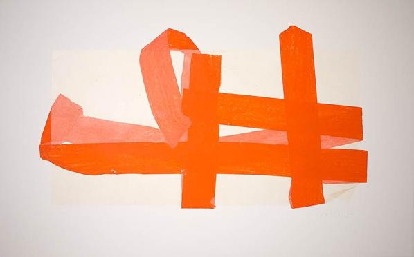 Jill Baroff, Double Cross, 2014