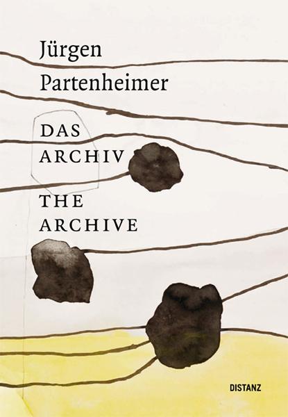 Jürgen Partenheimer, Das Archiv The Archive, 2014