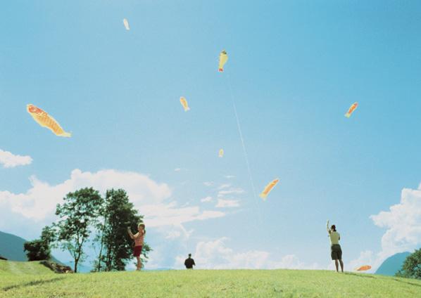 Shimabuku, When Sky was Sea, (2002)