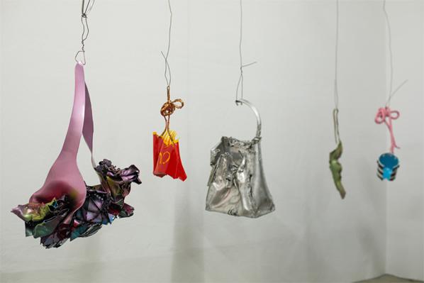 Stefan Kern, Bombette Baguette, Installation view