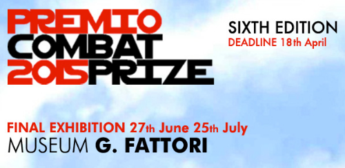 Call for applications for PREMIO COMBAT PRIZE 2015