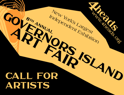 8th Annual Governors Island Art Fair - New York's Largest Independent Exhibition