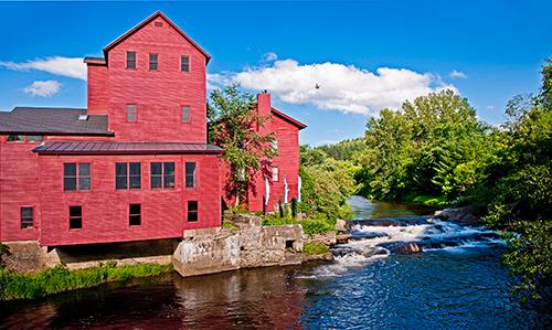 Maxwell Mackenzie, Red Mill alliance