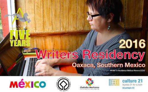 WRITERS RESIDENCY 2016