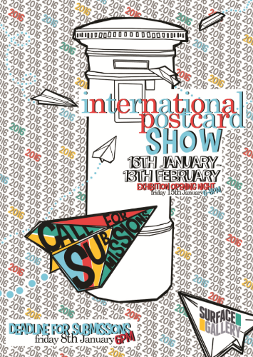 The International Postcard Show