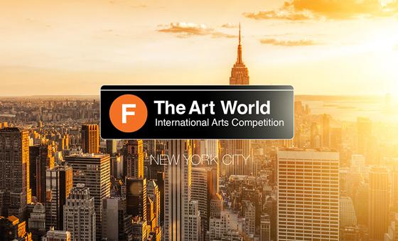 F The Art World - International Art Competiton