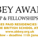 ABBEY AWARDS