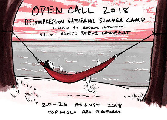 Decompression Gatherring Summer Camp 2018