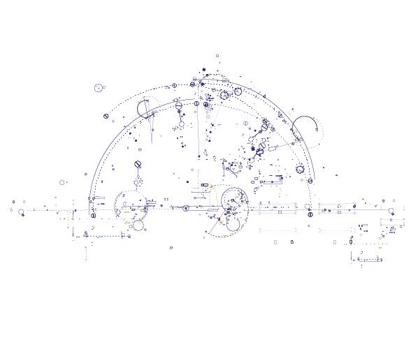Robert Strati, Cerebral Composition, 2014
