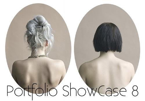 Modern Hair Study Devon, Jessi © Tara Bogart
