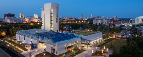 Logan Center for the Arts, Chicago