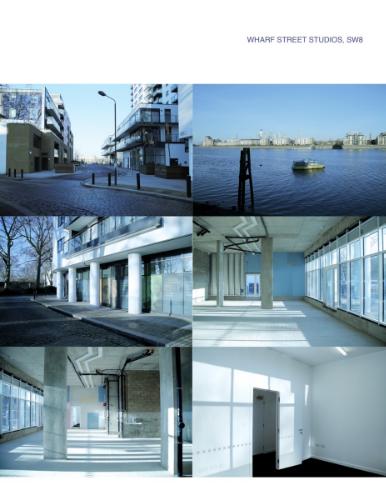 Wharf Street Studios