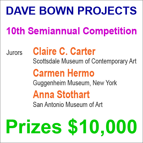 $10,000 in Cash Prizes - Dave Bown Projects - 10th Semiannual Competition