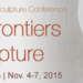 25th International Sculpture Conference: New Frontiers in Sculpture