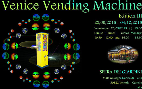 Venice Vending Machine