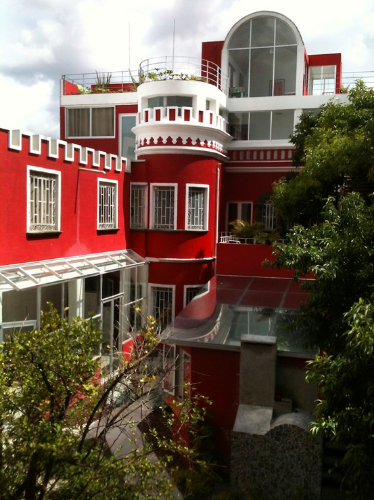 Arquetopia Foundation and International Artist Residency, Puebla