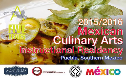 MEXICAN CULINARY ARTS INSTRUCTIONAL ARTIST RESIDENCY 2016