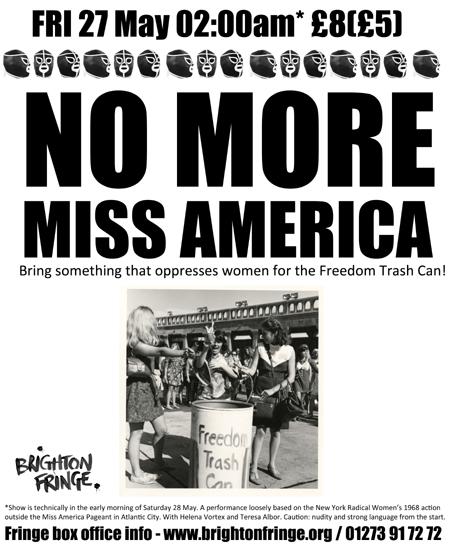 No More Miss America