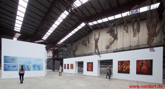Open call for artists - International art exhibition NordArt 2017