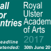 Royal Ulster Academy of Arts 136th Annual Exhibition 2017