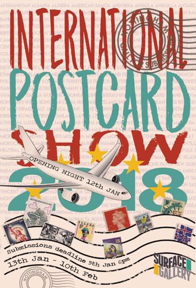 Postcard show