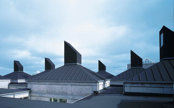Architecture of Skagen Workshop and Exhibition