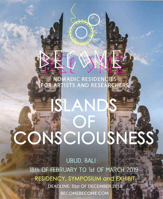 ISLANDS OF CONSCIOUSNESS