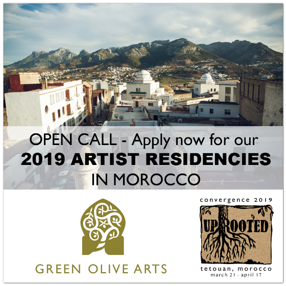 Green OliveArts 2019