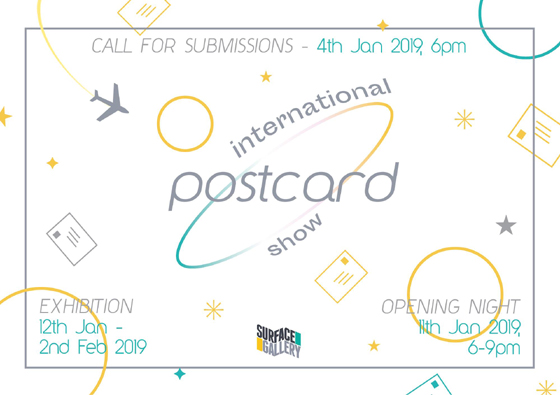 The International Postcard Show 2019
