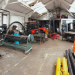 ENGINEERING / SCULPTURE STUDIO for rent