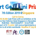 7th Edition ArtGeminiPrize 2019 @Singapore