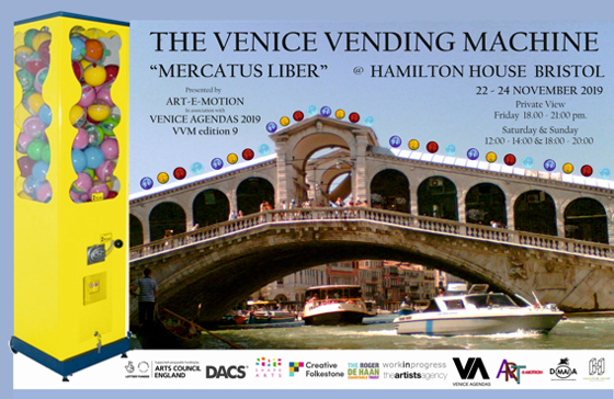 VENICE VENDING MACHINE 9