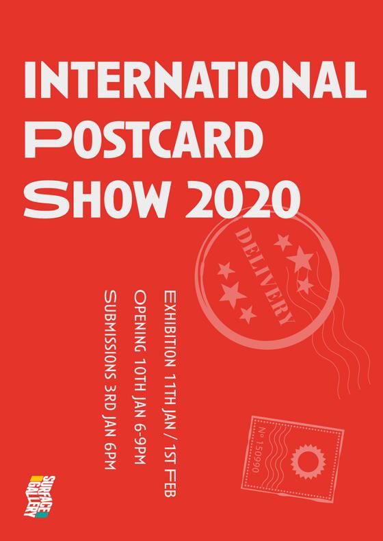 Postcard Show 2020