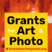 Call for Artists + Photographers - $550.00 Innovate Grants