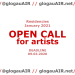 GlogauAIR 2021 Multidisciplinary Art Residency Berlin