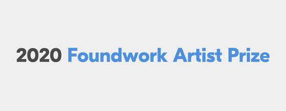 2020 Foundwork Artist Prize
