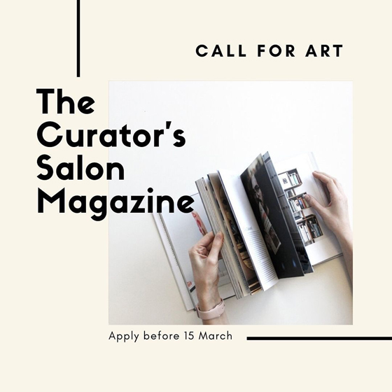 The Curator's Salon magazine