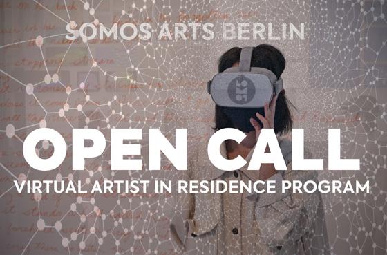 SomoS Virtual Artist Residency