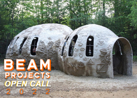 Beam Center Open Call for big projects