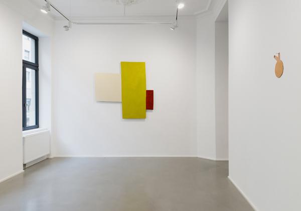 Imi Knoebel: 5 Freigaben für Galerie Lethert, 2021