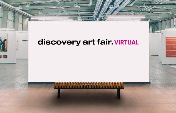 discovery art fair. VIRTUAL