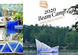 BEAM CAMP 2020 PROPOSE A PROJECT