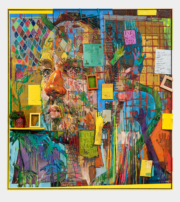 Andrew Salgado, Soft Cage, (2017)