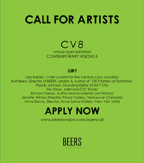 BEERS London's 8th annual CALL FOR ARTISTS