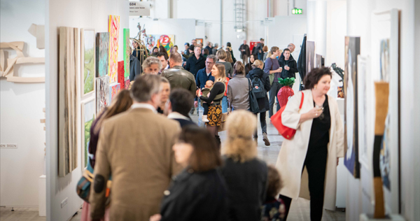 Discovery Art Fair Cologne 23-26 April 2020