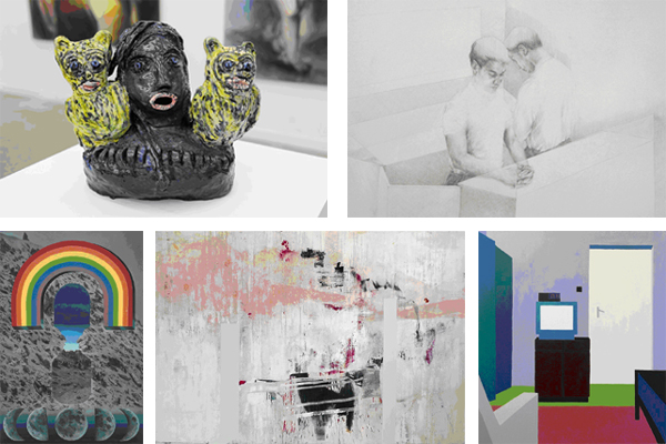 Previous Griffin Art Prize winners