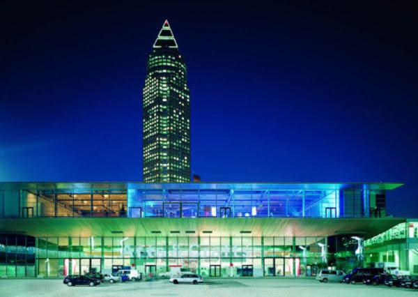 Venue Forum Fair Frankfurt